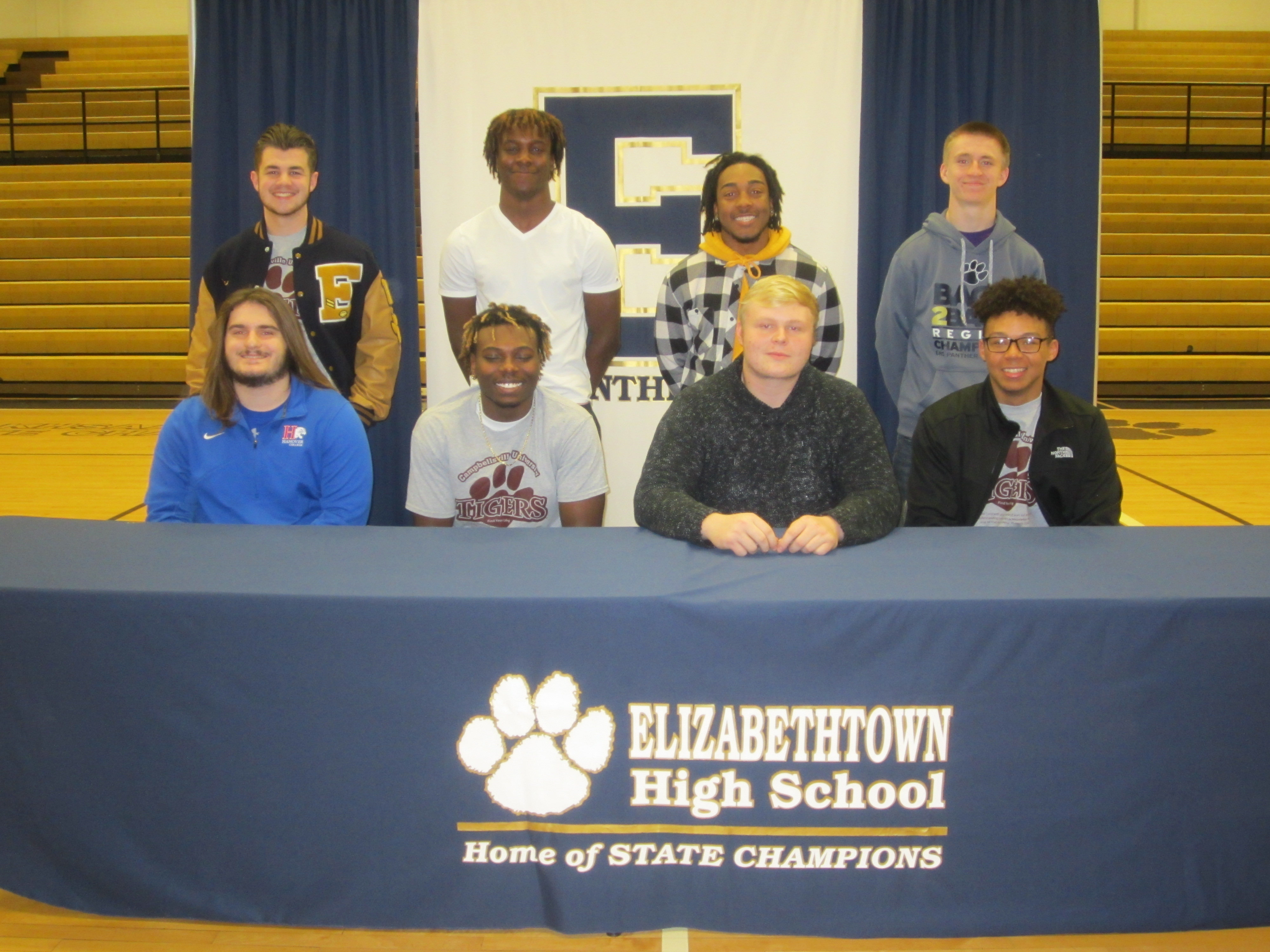 EHS Signing Day