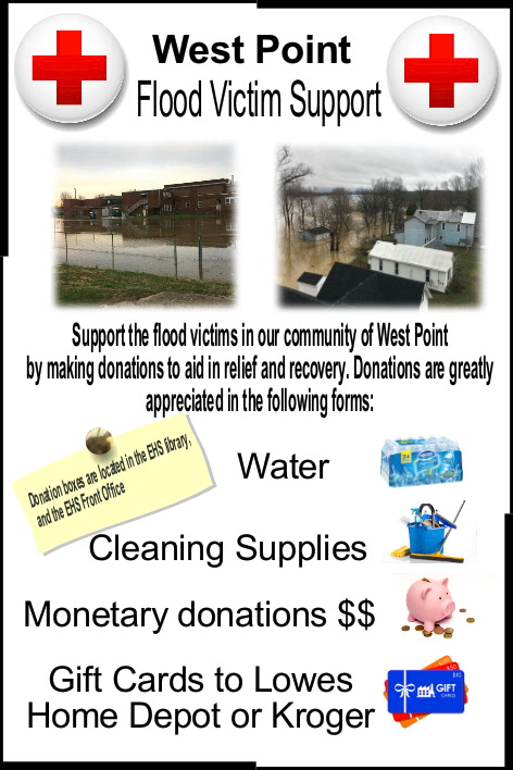 West Point Flood Victim Support