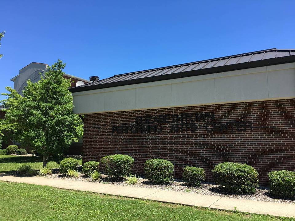 The Elizabethtown Performing Arts Center is located at 323 Morningside Drive in Elizabethtown, Kentucky.
