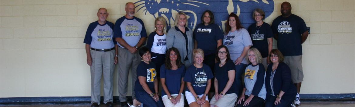 The Valley View Staff.