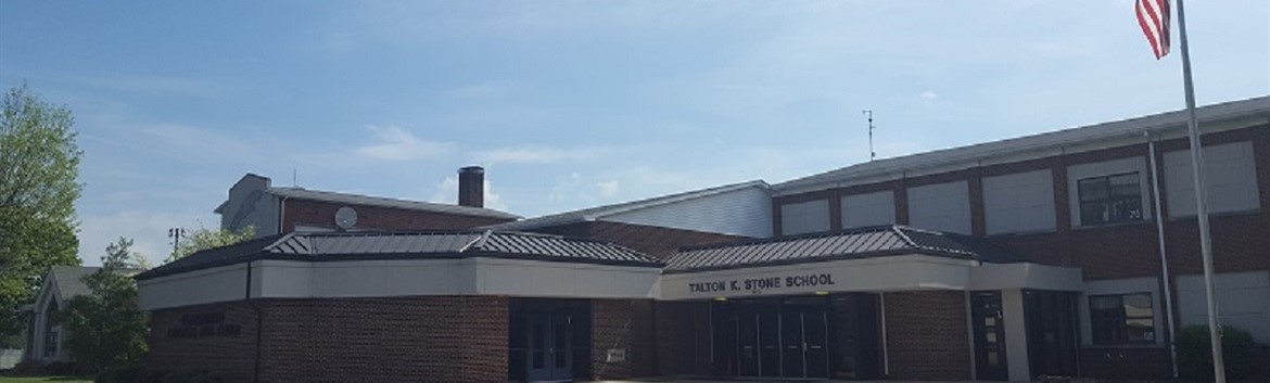 T. K. Stone Middle School Front of Building