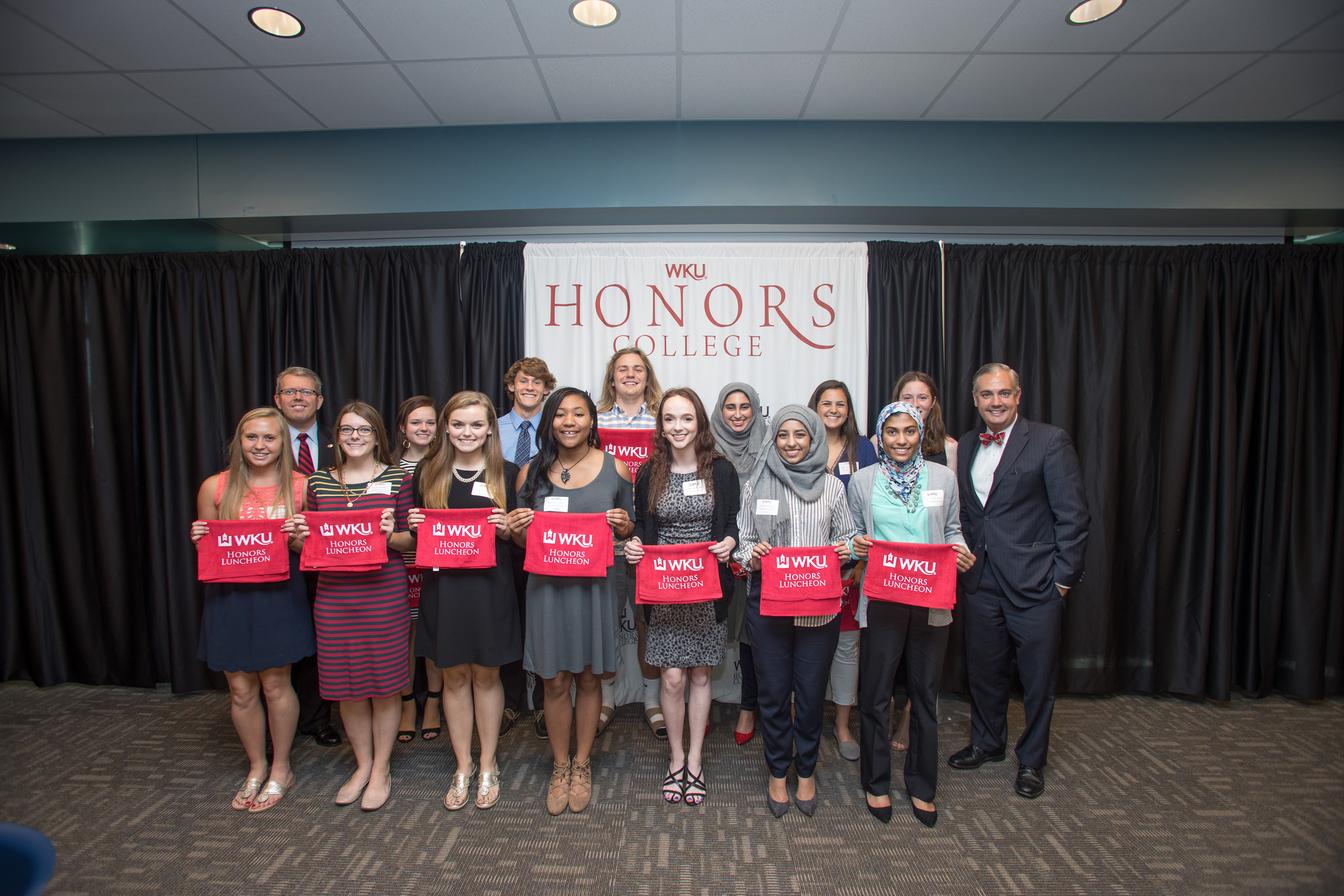 EHS Seniors honored at WKU honors luncheon