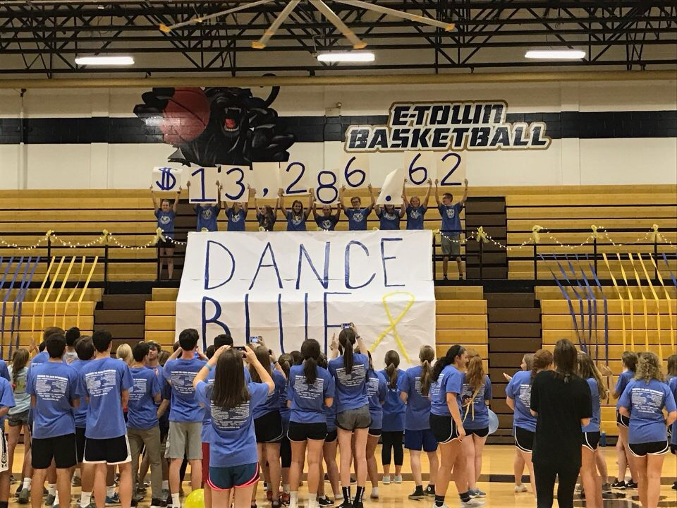 DanceBlue Event at EHS